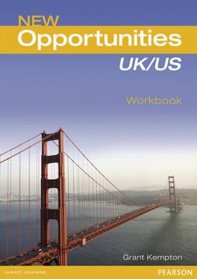 Opportunities UK/US DVD/Video Activity Book - Opportunities (Paperback)