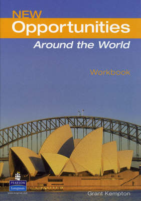 Opportunities Around the World DVD/Video Activity Book - Opportunities (Paperback)