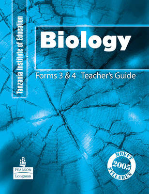 TIE Biology Teacher's Guide for S3 & S4 - TIE Biology (Paperback)