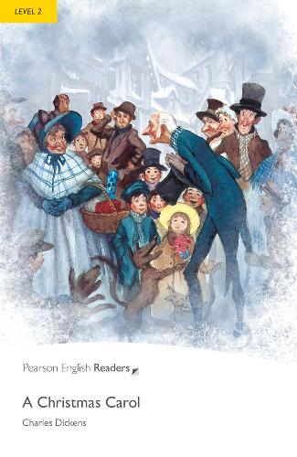 Level 2: A Christmas Carol - Pearson English Graded Readers (Paperback)