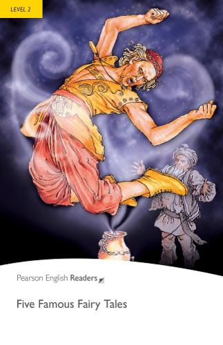 Level 2: Five Famous Fairy Tales - Pearson English Graded Readers (Paperback)