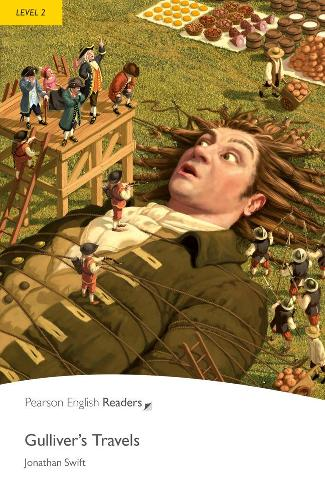 Level 2: Gulliver's Travels - Pearson English Graded Readers (Paperback)