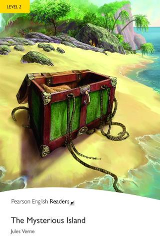 Level 2: The Mysterious Island - Pearson English Graded Readers (Paperback)