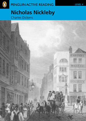 Nicholas Nickleby: Level 4 - Penguin Active Reading (Graded Readers) (CD-ROM)