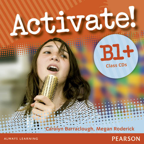 Activate! B1+ Class CD 1-2 - Activate! (CD-Audio)
