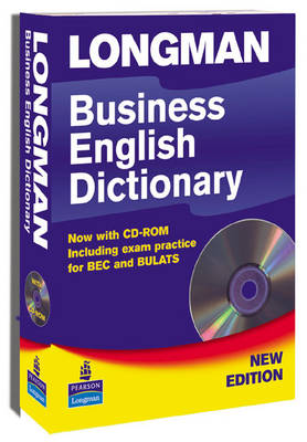Longman Business Dictionary Csd New Edition for Pack - L Bus Eng Dictionary (Hardback)
