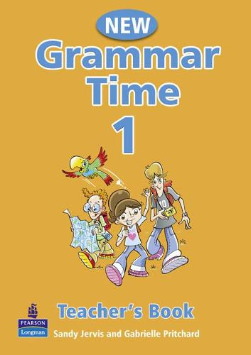 Grammar Time Level 1 Teachers Book New Edition - Grammar Time (Paperback)