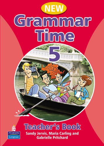 Grammar Time Level 5 Teachers Book New Edition - Grammar Time (Paperback)