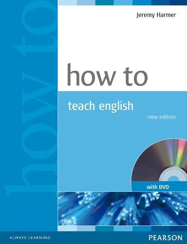 How to Teach English Book and DVD Pack - How To