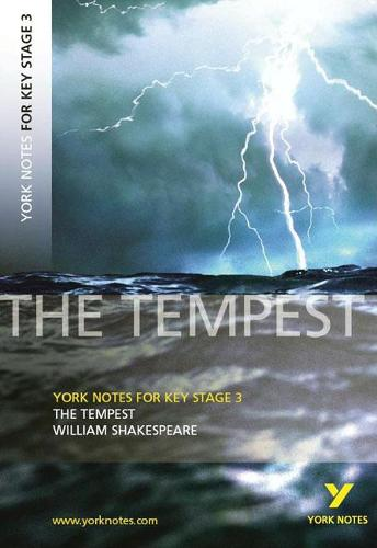 York Notes for KS3 Shakespeare: The Tempest - York Notes Key Stage 3 (Paperback)