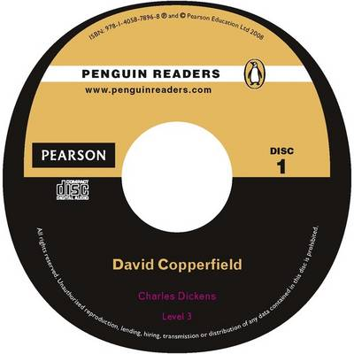 """David Copperfield"" CD for Pack: Level 3 - Penguin Readers (Graded Readers) (CD-Audio)"