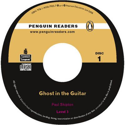 Ghost in the Guitar CD for Pack: Level 3 - Penguin Readers (Graded Readers) (CD-Audio)