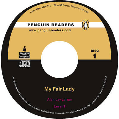 """My Fair Lady"" CD for Pack: Level 3 - Penguin Readers (Graded Readers) (CD-Audio)"