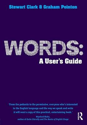Words: A User's Guide (Paperback)
