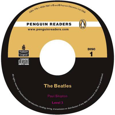 """The Beatles"" CD for Pack: Level 3 - Penguin Readers (Graded Readers) (CD-Audio)"
