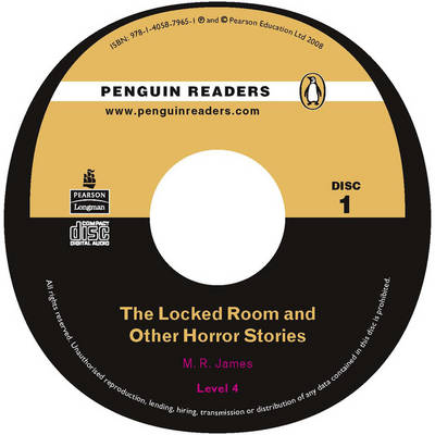 """The Locked Room"" and Other Horror Stories CD for Pack: Level 4 - Penguin Readers (Graded Readers) (CD-Audio)"