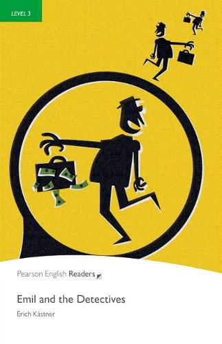 Level 3: Emil and the Detectives - Pearson English Graded Readers (Paperback)