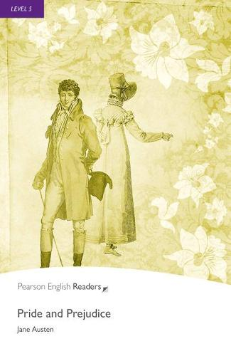 Level 5: Pride and Prejudice - Pearson English Graded Readers (Paperback)