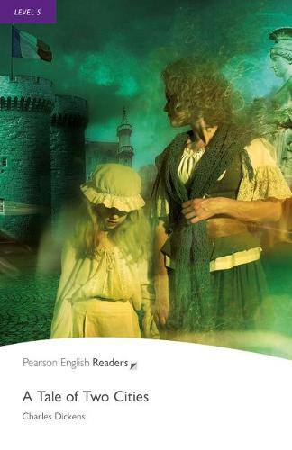 Level 5: A Tale of Two Cities - Pearson English Graded Readers (Paperback)