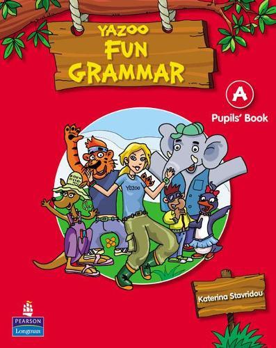 Yazoo Greece Junior A Fun Grammar Pupil's Book - Yazoo (Paperback)