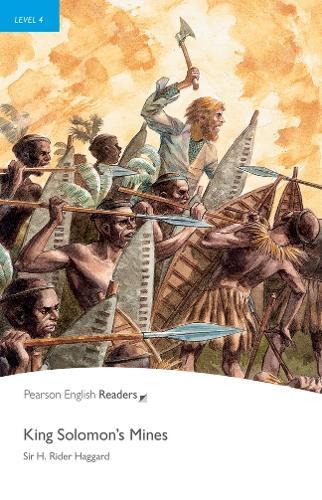 PLPR4:King Solomons Mine Bk/CD Pack - Penguin Readers (Graded Readers) (Paperback)