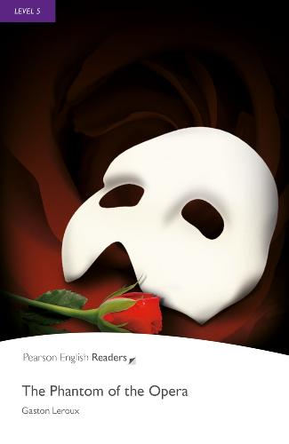 Level 5: The Phantom of the Opera - Pearson English Graded Readers (Paperback)