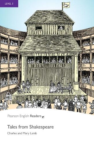 Level 5: Tales from Shakespeare - Pearson English Graded Readers (Paperback)