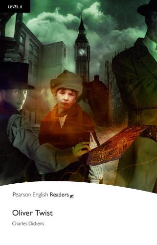 Level 6: Oliver Twist - Pearson English Graded Readers (Paperback)