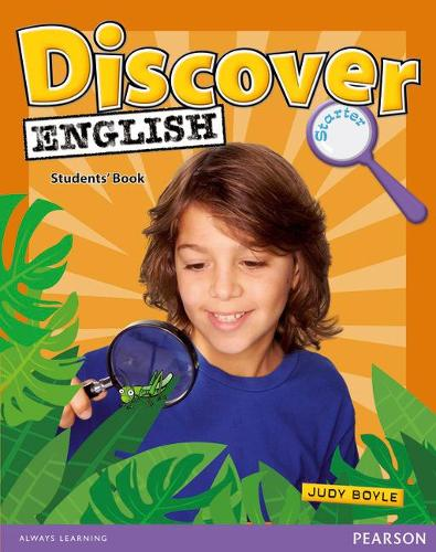 Discover English Global Starter Student's Book - Discover English (Paperback)