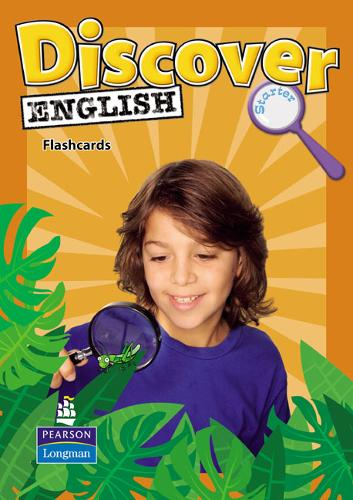 Discover English Global Starter Flashcards - Discover English