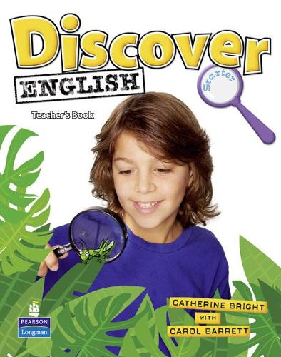 Discover English Global Starter Teacher's Book - Discover English (Paperback)
