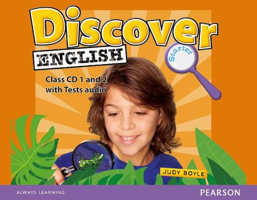 Discover English Global Starter Class CDs 1-2 - Discover English (CD-Audio)