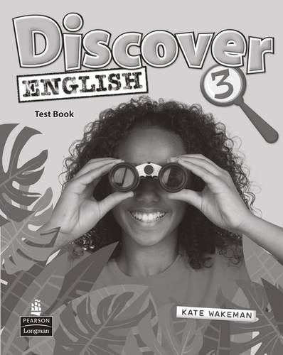 Discover English Global 3 Test Book - Discover English (Paperback)