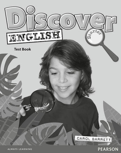 Discover English Global Starter Test Book - Discover English (Paperback)