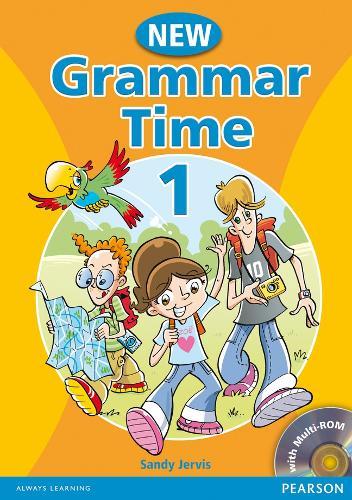 Grammar Time 1 Student Book Pack New Edition - Grammar Time