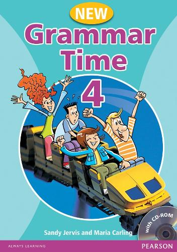 Grammar Time 4 Student Book Pack New Edition - Grammar Time