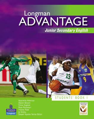 Advantage Junior Secondary English SB1 NG - Longman Advantage JSS English for Nigeria (Paperback)