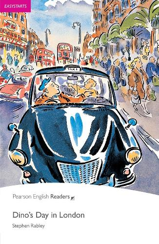 Easystart: Dino's Day in London - Pearson English Graded Readers (Paperback)