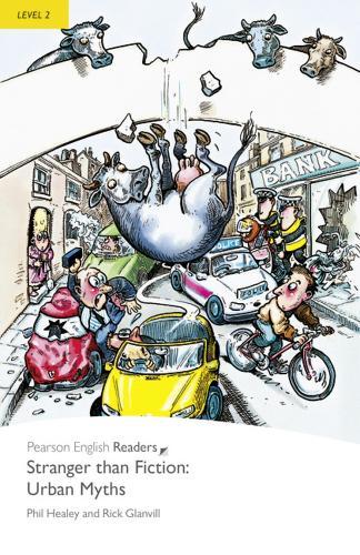 Level 2: Stranger Than Fiction Urban Myths - Pearson English Graded Readers (Paperback)