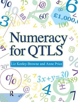 Numeracy for QTLS: Achieving the Minimum Core (Paperback)
