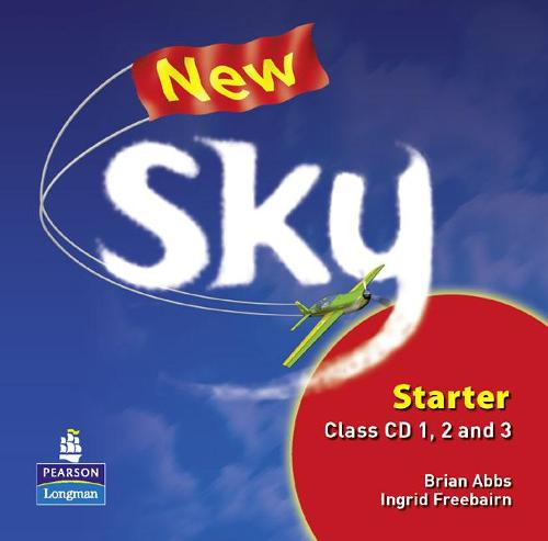 New Sky Class CD Starter Level - Sky (CD-Audio)