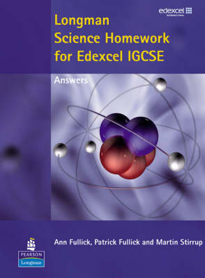 Longman science homework for edexcel igcse answers by ann fullick longman science homework for edexcel igcse answers paperback fandeluxe Choice Image
