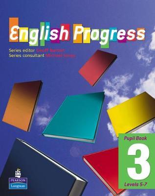 English Progress Book 3 Student Book (Paperback)