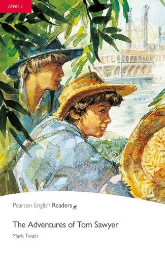 Level 1: The Adventures of Tom Sawyer Book & CD Pack: Industrial Ecology - Pearson English Graded Readers