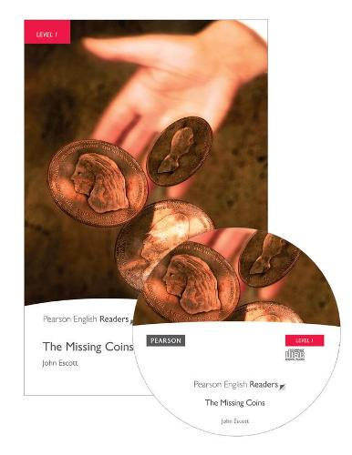 Level 1: The Missing Coins Book and CD Pack - Pearson English Graded Readers