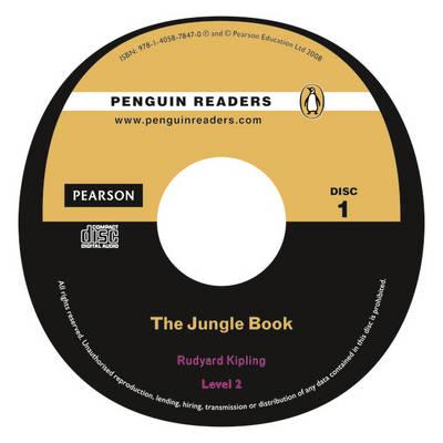 PLPR: Jungle Book: Level 2 - Penguin Readers (Graded Readers)