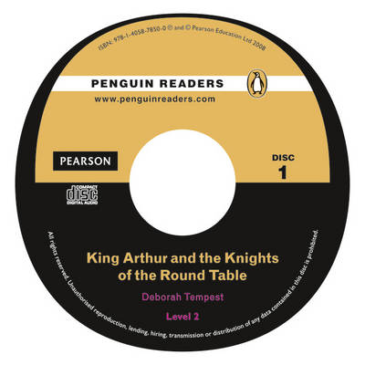 PLPR: King Arthur and the Knights of the Round Table: Level 2 - Penguin Readers (Graded Readers)