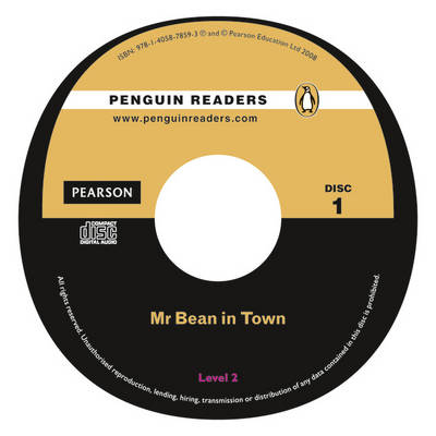 """Mr Bean in Town"": Level 2 - Penguin Readers (Graded Readers)"