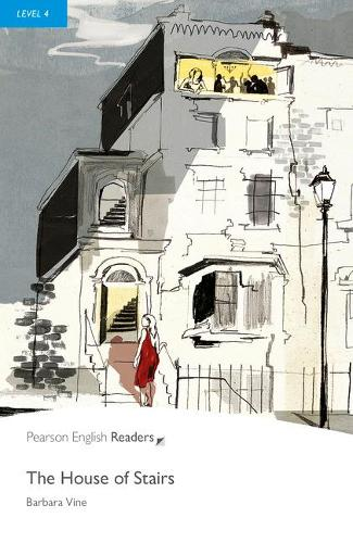 Level 4: The House of Stairs Book and MP3 Pack - Pearson English Graded Readers