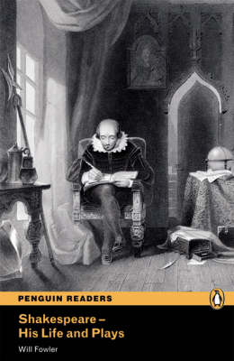 Shakespeare: Level 4: His Life and Plays Book/CD Pack - Penguin Readers (Graded Readers)